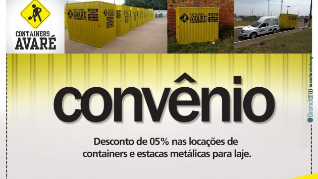 Containers Avaré