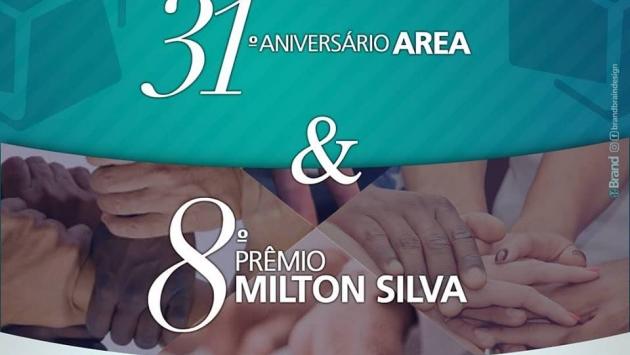 8º Prêmio Milton Silva e 31º aniversário AREA