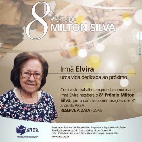 8º Prêmio Milton Silva