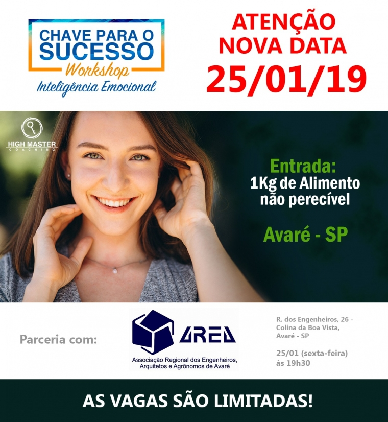 Workshop Gratuito de Inteligência Emocional