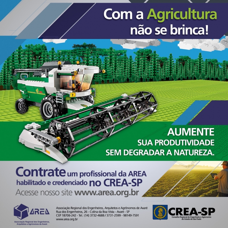 Com a Agricultura não se brinca!