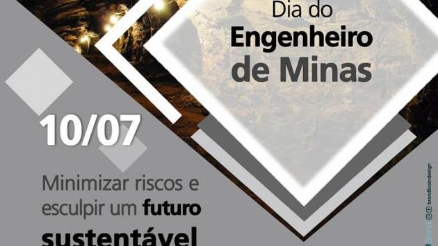 Dia do Engenheiro de Minas 10/07