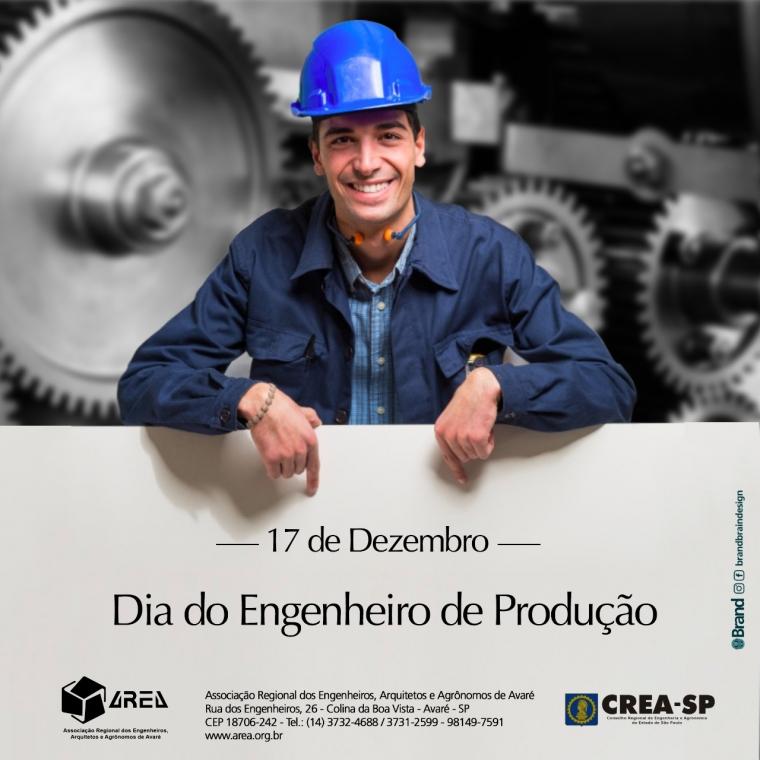 Dia do Engenheiro de Produção