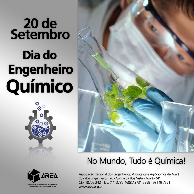 Dia do Engenheiro Químico