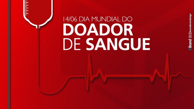 14/06 Dia Mundial do Doador de Sangue
