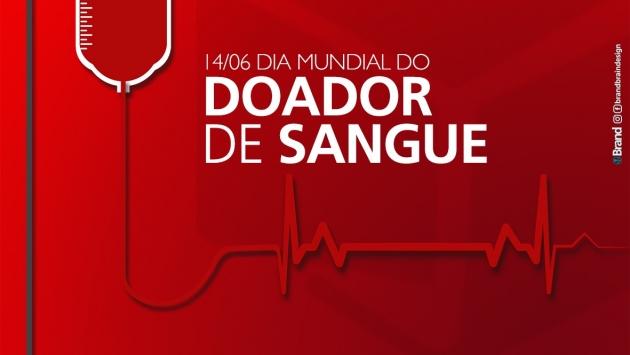 14/06 Dia Mundial do Doador de Sangue