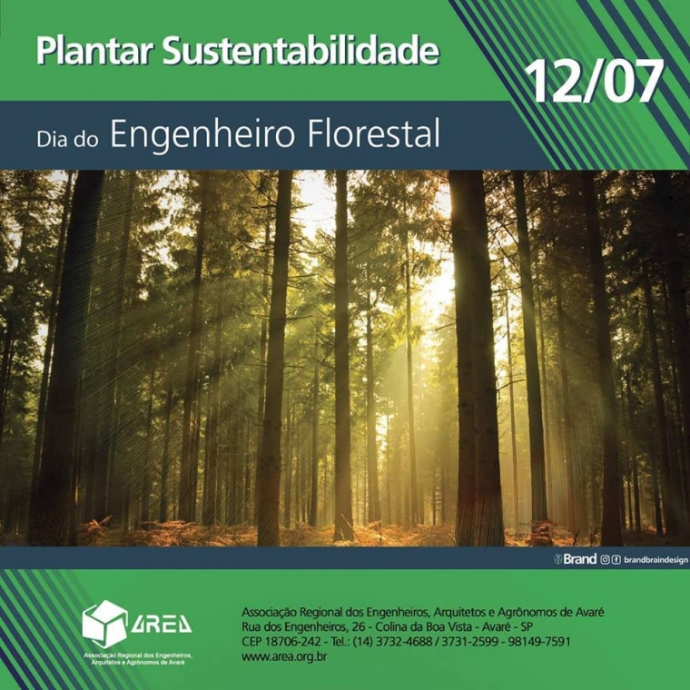 Dia do Engenheiro Florestal 12/07