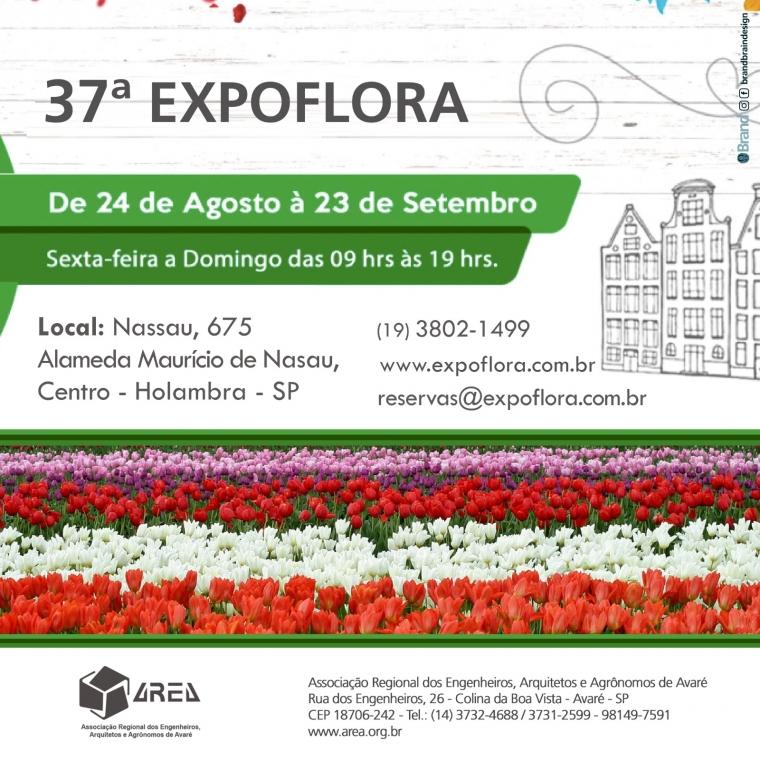 37ª Expoflora