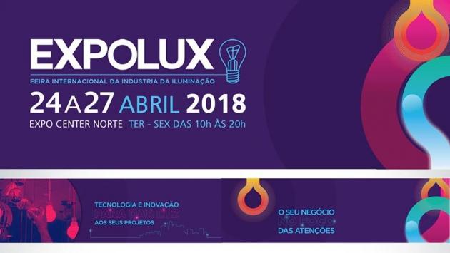 A Expolux chega a sua 16ª edição