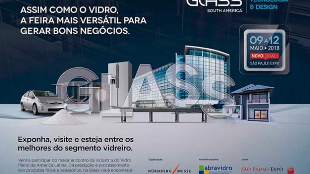 13ª Feira Internacional de Tecnologia e Design em VidroEvento
