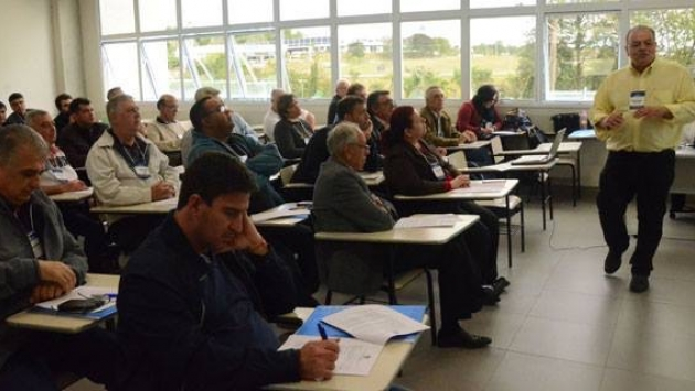 Reunião do Colégio Regional de Inspetores do Crea-SP