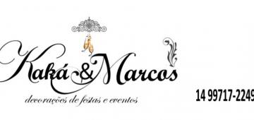 Kaká e Marcos