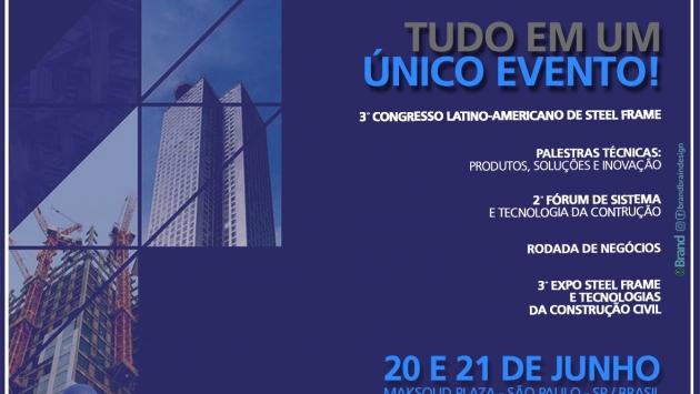 3º Congresso Latino-Americano de Steel Frame