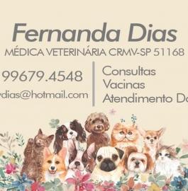 Clinica Veterinária Banho e Tosa – Fernanda Dias
