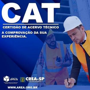 CAT - Certidão de Acervo Técnico