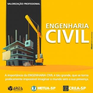Engenharia Civil - Valorização Profissional