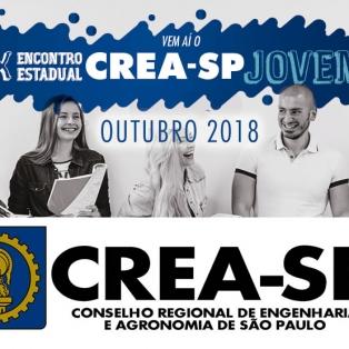 IX Encontro Estadual do CREA-SP Jovem
