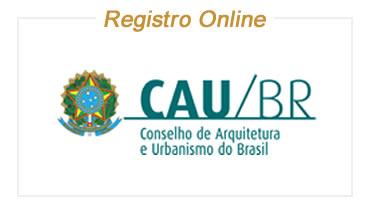 Cadastro Online CAU