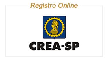 Cadastro Online CREA-SP